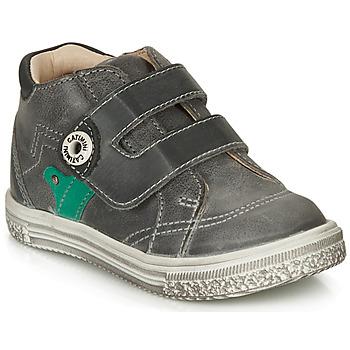 鞋子 男孩 高帮鞋 Catimini BICHOU 灰色