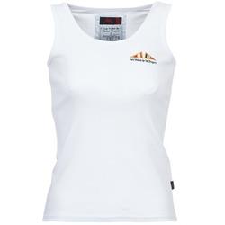 衣服 女士 无领短袖套衫/无袖T恤 Les voiles de St Tropez BLENNIE 白色