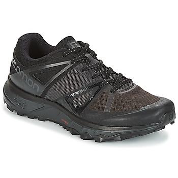 鞋子 男士 跑鞋 Salomon 萨洛蒙 TRAILSTER 黑色