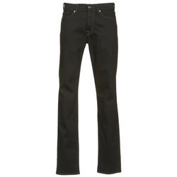 衣服 男士 緊身牛仔褲 7 for all Mankind SLIMMY LUXE PERFORMANCE 黑色