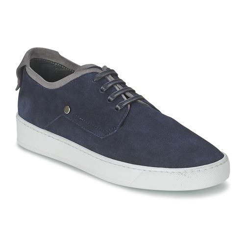 鞋子 男士 球鞋基本款 CK Collection CUSTO 蓝色