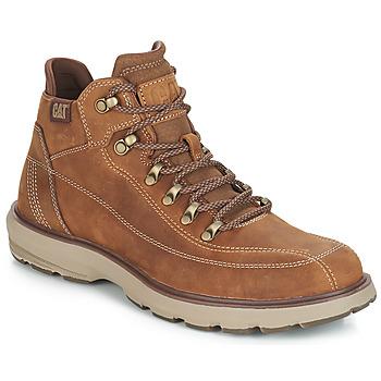 鞋子 男士 短筒靴 Caterpillar PRIME 米色 / Fonce