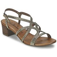 鞋子 女士 凉鞋 Lola Espeleta GUITARE 灰色