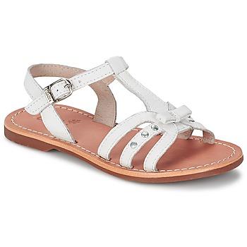 鞋子 女孩 凉鞋 Aster VALENTINA 白色
