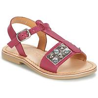 鞋子 女孩 凉鞋 Mod'8 ZAZIE 玫瑰色
