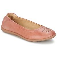 鞋子 女孩 平底鞋 Mod'8 OLIVIA 桃色
