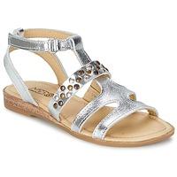 鞋子 女孩 凉鞋 Mod'8 JADE 银色