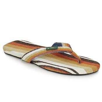 鞋子 男士 人字拖 SoleRebels EASYRIDING 棕色