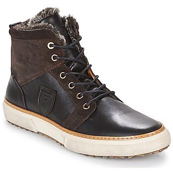 鞋子 男士 高帮鞋 Pantofola d'oro BENEVENTO UOMO FUR MID 棕色