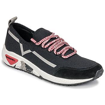 鞋子 女士 球鞋基本款 Diesel 迪赛尔 S-KBY 黑色