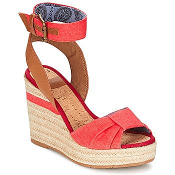 鞋子 女士 凉鞋 Napapijri BELLE 红色