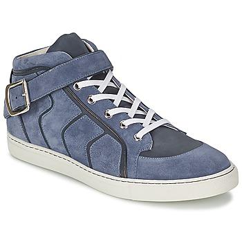 鞋子 男士 高帮鞋 薇薇安·威斯特伍德 HIGH TRAINER 蓝色