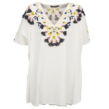 衣服 女士 长衬衫 Antik Batik DOVE 白色