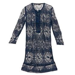衣服 女士 短裙 Antik Batik LEANE 海蓝色