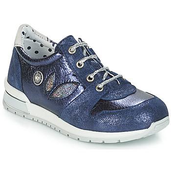 鞋子 女孩 球鞋基本款 Catimini CHOCHOTTE 蓝色