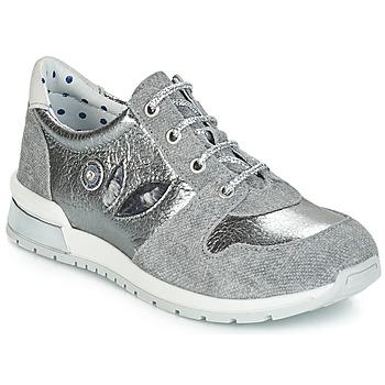 鞋子 女孩 球鞋基本款 Catimini CHOCHOTTE 灰色