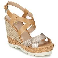 鞋子 女士 凉鞋 Bullboxer GLADOU 棕色 / 银色