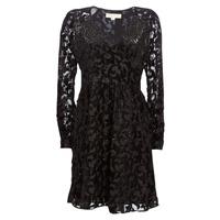 衣服 女士 短裙 Michael by Michael Kors RAGLAN SLV SHORT DRS 黑色