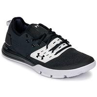 鞋子 男士 训练鞋 Under Armour 安德玛 UA CHARGED ULTIMATE 3.0 黑色 / 白色