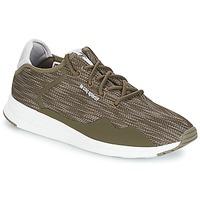 鞋子 男士 球鞋基本款 Le Coq Sportif 乐卡克 SOLAS PREMIUM 橄榄色 / Night / 卵石色