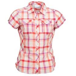 衣服 女士 短袖衬衫 Columbia 哥伦比亚 CAMP HENRY 多彩