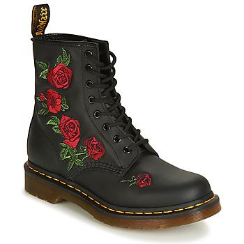 鞋子 女士 短筒靴 Dr Martens 1460 VONDA 黑色