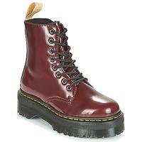 鞋子 短筒靴 Dr Martens JADON 波爾多紅