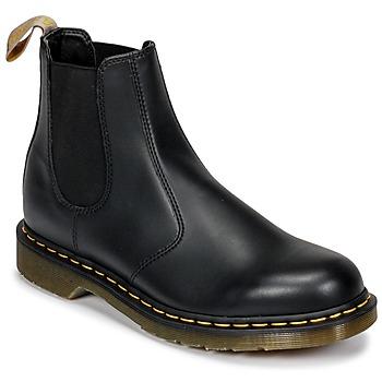 鞋子 短筒靴 Dr Martens 2976 VEGAN 黑色