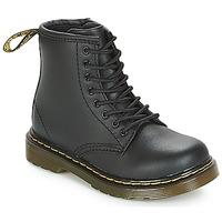 鞋子 儿童 短筒靴 Dr Martens 1460 CADET 黑色