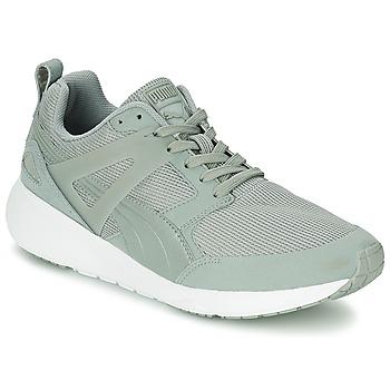 鞋子 男士 球鞋基本款 Puma 彪马 ARIAL EVOLUTION 灰色
