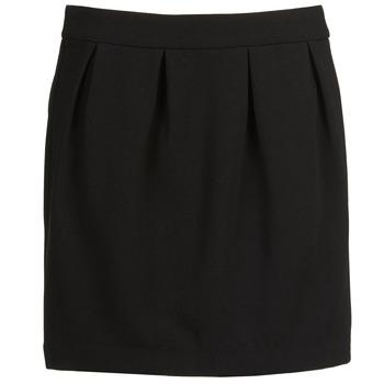 衣服 女士 半身裙 Suncoo FUXIA 黑色