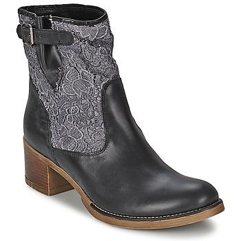 鞋子 女士 短靴 Meline ALESSANDRA 黑色