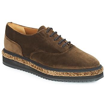 鞋子 女士 德比 Castaner FUNES 棕色
