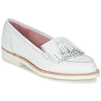 鞋子 女士 皮便鞋 Elia B ALPHA 白色