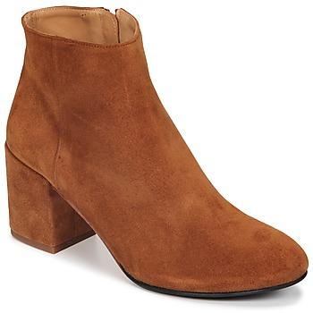 鞋子 女士 短靴 Emma Go ELNA 棕色