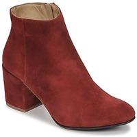 鞋子 女士 短靴 Emma Go ELNA 红色