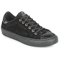 鞋子 女士 球鞋基本款 Victoria 维多利亚 DEPORTIVO TERCIOPELO 黑色