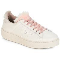 鞋子 女士 球鞋基本款 Victoria 维多利亚 DEPORTIVO PIEL PERLAS 米色