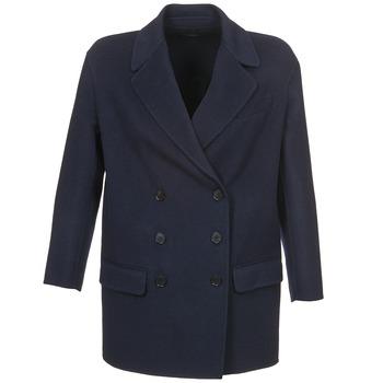 衣服 女士 大衣 Joseph DOBBLE 海藍色