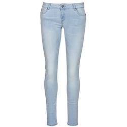 衣服 女士 紧身牛仔裤 Kaporal LOKA 蓝色 / 米色
