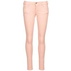 衣服 女士 紧身牛仔裤 Kaporal QUINZE 玫瑰色