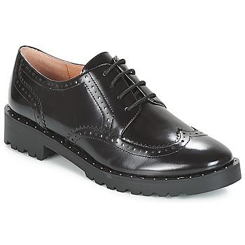 鞋子 女士 德比 KARSTON OLENDA 黑色
