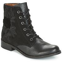 鞋子 女士 短筒靴 KARSTON ACAMI 黑色