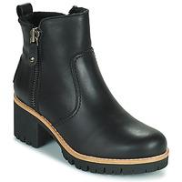 鞋子 女士 短筒靴 Panama Jack 巴拿马 杰克 PAULINE 黑色