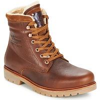 鞋子 男士 短筒靴 Panama Jack 巴拿馬 杰克 PANAMA 棕色