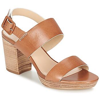 鞋子 女士 凉鞋 JB Martin SUBLIME 驼色