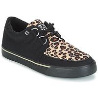 鞋子 球鞋基本款 TUK SNEAKER CREEPER 黑色 / 棕色