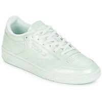 鞋子 女士 球鞋基本款 Reebok Classic CLUB C 85 蓝色