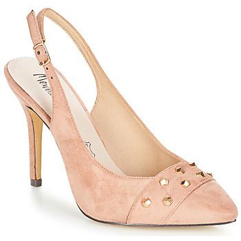 鞋子 女士 凉鞋 Menbur DINITARSA 米色 / 玫瑰色
