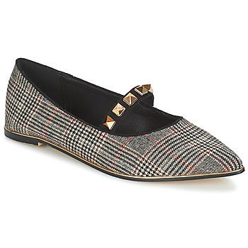 鞋子 女士 平底鞋 Menbur DOUMIER 黑色 / 红色